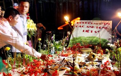 Pertemuan untuk memperingati ulang tahun ke-40 pembebasan kepulauan Truong Sa - ảnh 1