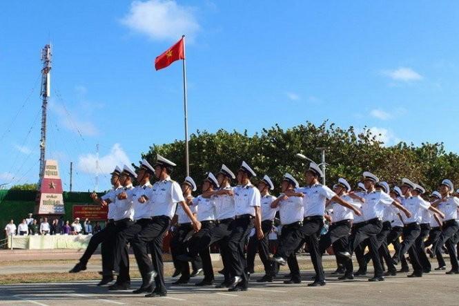 Provinsi Khanh Hoa memperingati ulang tahun ke-40 pembebasan kepulauan Truong Sa - ảnh 1