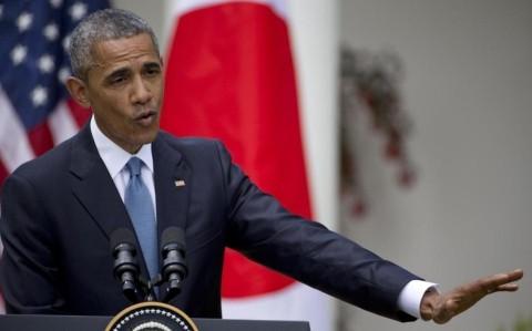 Presiden AS mencela Tiongkok tentang masalah Laut Timur - ảnh 1