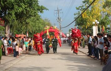 Pembangunan pedesaan baru yang dikaitkan dengan menjamin keselamatan lingkungan hidup di provinsi Kien Giang - ảnh 2