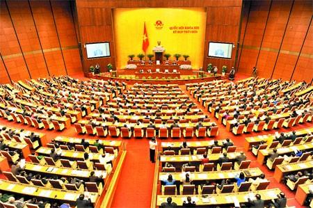 Persidangan ke-9 Majelis Nasional Vietnam angkatan ke-13 berakhir - ảnh 1