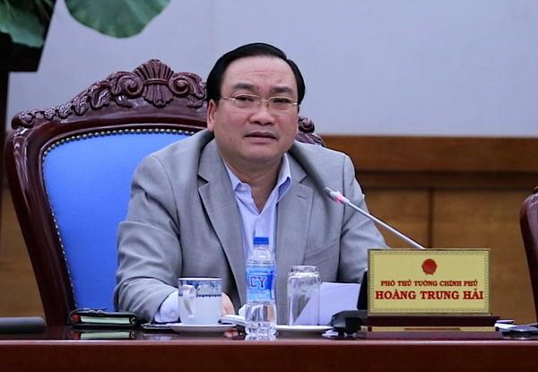 Deputi PM Hoang Trung Hai membimbing konferensi evaluasi instansi sumber daya alam, lingkungan hidup - ảnh 1