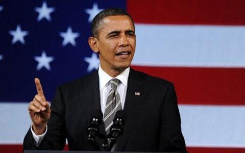 Presiden AS menyatakan tidak mendukung calon yang menentang kontrol senapan dan peluru - ảnh 1