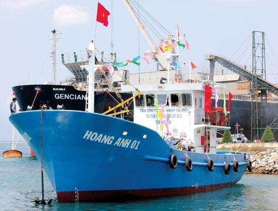 Sumber modal Pemerintah membantu nelayan mengarungi dan merapati laut - ảnh 1