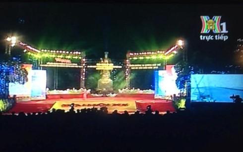Pesta menyambut suksesnya Kongres Nasional ke-12 Partai Komunis Vietnam - ảnh 1