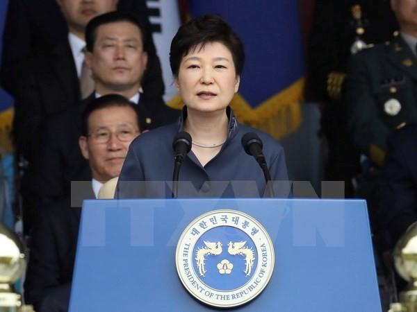 Republik Korea: Partai-partai oposisi memprotes perombakan kabinet - ảnh 1