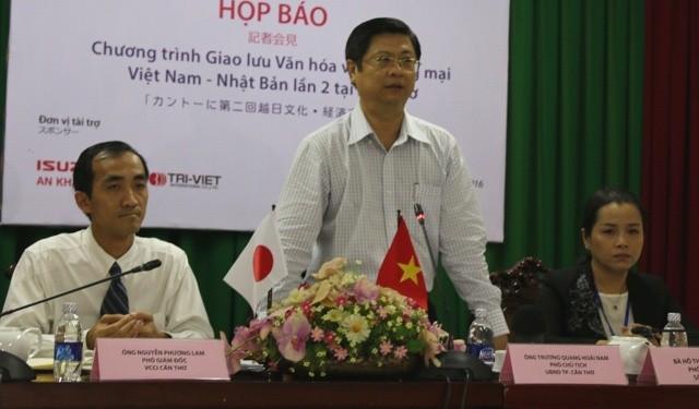 Memperkuat temu ramah kebudayaan untuk menyerap investasi Jepang di Vietnam - ảnh 1