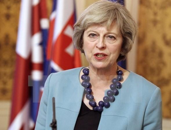 PM Inggris menegaskan jadwal waktu Brexit tidak berubah - ảnh 1