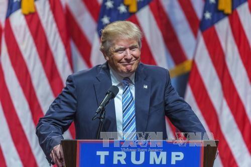 Presiden terpilih AS, Donald Trump menegaskan menegaskan proses peralihan kekuasaan  berlangsung secara kondusif - ảnh 1