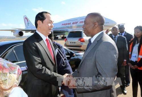 Memperkuat kerjasama antara Vietnam dengan Komunitas Francophonie - ảnh 1