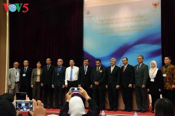 Kerjasama perikanan Vietnam-Indonesia - ảnh 1