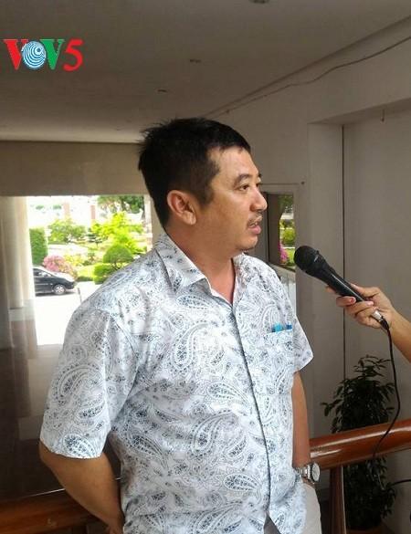 Quang Thanh Giang, komponis muda yang menggandrungi kreativitas - ảnh 1