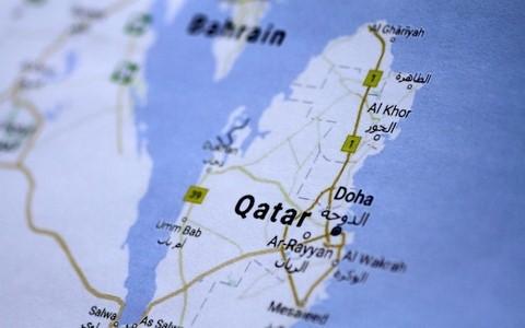 Krisis diplomatik di Timur Tengah dan upaya-upaya keras untuk membongkar sumbu ledak bentrokan - ảnh 1