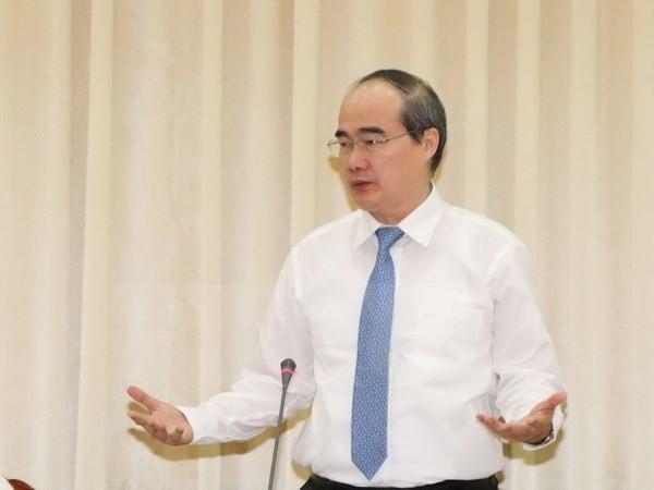 Kota Ho Chi Minh dan Microsoft memperhebat kerjasama - ảnh 1