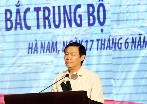 Konferensi evaluasi sementara Undang-Undang tentang Koperasi tahun 2012 daerah Bac Bo - ảnh 1