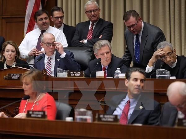 Senat AS menunda pemungutan suara tentang  RUU - pengganti Obamacare - ảnh 1