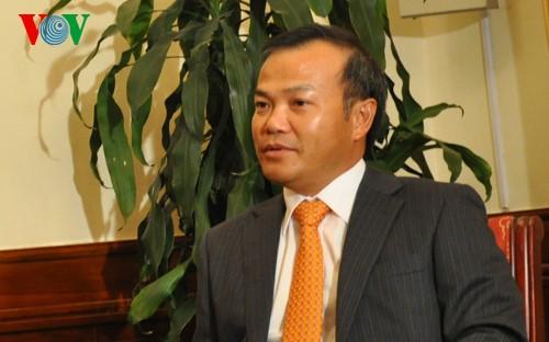 Kemlu Vietnam meminta kepada Filipina supaya menjamin keselamatan para warga negara Vietnam - ảnh 1