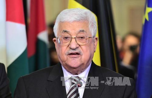 Presiden Abbas: Palestina selalu mendukung upaya-upaya blok Arab dalam melawan terorisme - ảnh 1