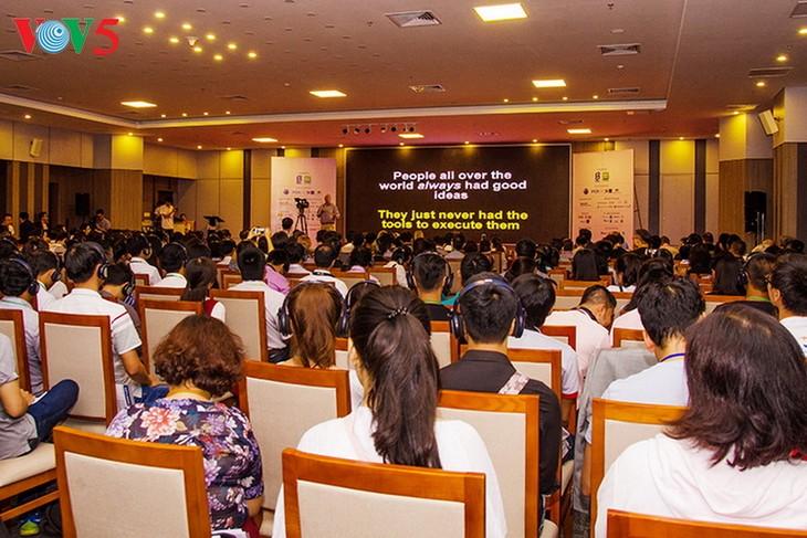 Kota Da Nang berkomitmen membantu pengembangan komunitas start-up - ảnh 1