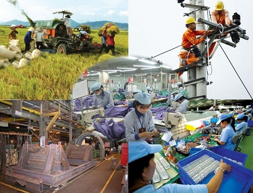 Pers Inggris memprakirakan ekonomi Vietnam  stabil untuk tahap 2017-2021 - ảnh 1