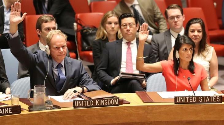 RDRK memberikan reaksi terhadap resolusi sanksi baru DK PBB - ảnh 1