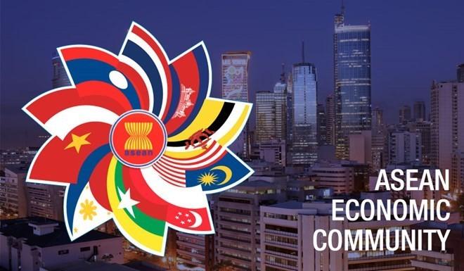 ASEAN menjadi perekonomian yang besarnya nomor 6 di dunia - ảnh 1