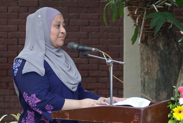Peringatan ulang tahun ke-50 berdirinya ASEAN di Bangladesh - ảnh 1