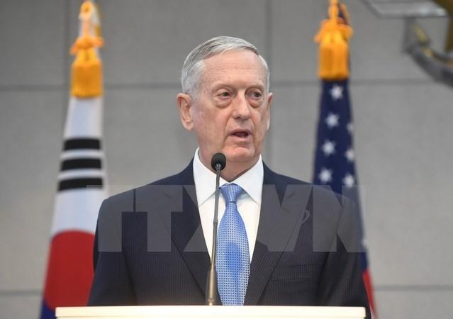 Pentagon memberitahukan tentang latihan perang AS-Republik Korea - ảnh 1