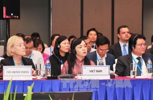 Mendorong kerjasama APEC demi target membangun kawasan Asia-Pasifik yang sehat dan kuat - ảnh 1