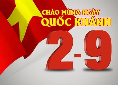 Komunitas orang Vietnam di luar negeri memperingati ulang tahun ke-72 Revolusi Agustus dan Hari Nasional tanggal 2 September - ảnh 1