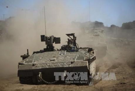 Suriah mengutuk Israel menyerang pangkalan militer di Suriah Tengah - ảnh 1