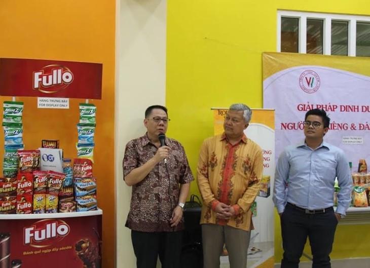 Membawa bahan makanan dan minuman Indonesia lebih dekat dengan warga Vietnam - ảnh 2