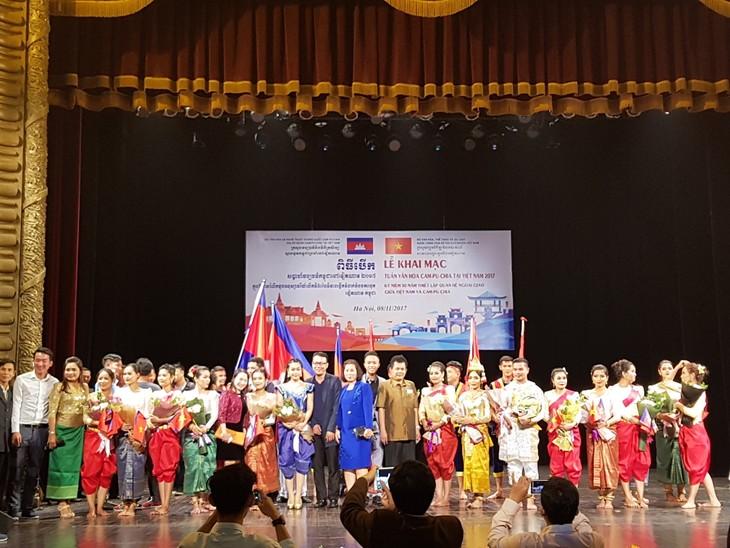 Kebudayaan Kamboja yang khas di tengah-tengah Kota Hanoi - ảnh 1