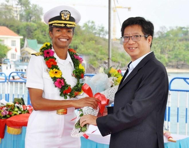 Menyelesiakan dengan baik Program Kemitraan Pasifik 2018 di Provinsi Khanh Hoa - ảnh 1