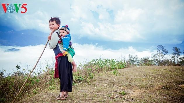 Noroeste de Vietnam entre las nubes: un paraíso terrenal - ảnh 10