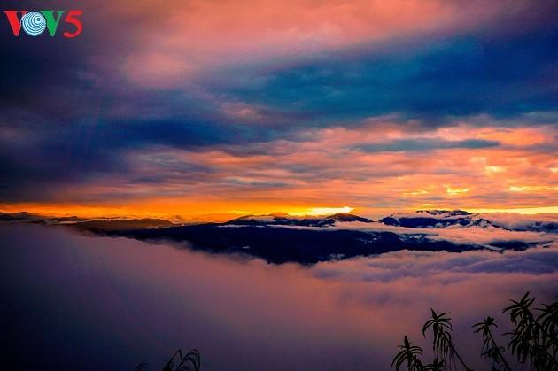Noroeste de Vietnam entre las nubes: un paraíso terrenal - ảnh 13