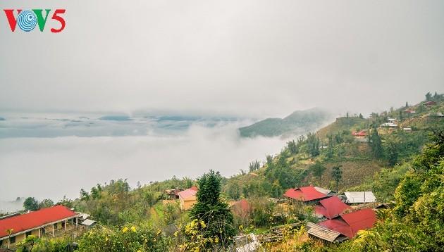 Noroeste de Vietnam entre las nubes: un paraíso terrenal - ảnh 14