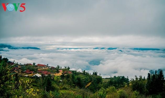 Noroeste de Vietnam entre las nubes: un paraíso terrenal - ảnh 15