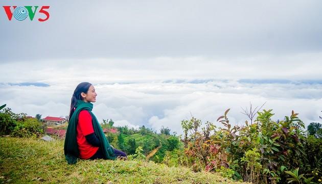 Noroeste de Vietnam entre las nubes: un paraíso terrenal - ảnh 16