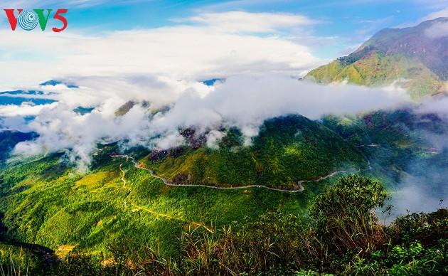 Noroeste de Vietnam entre las nubes: un paraíso terrenal - ảnh 3