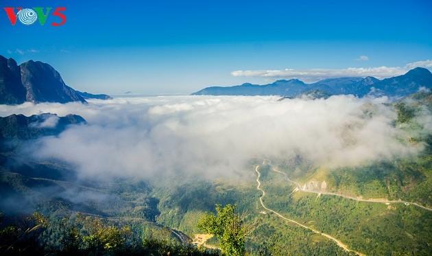 Noroeste de Vietnam entre las nubes: un paraíso terrenal - ảnh 5