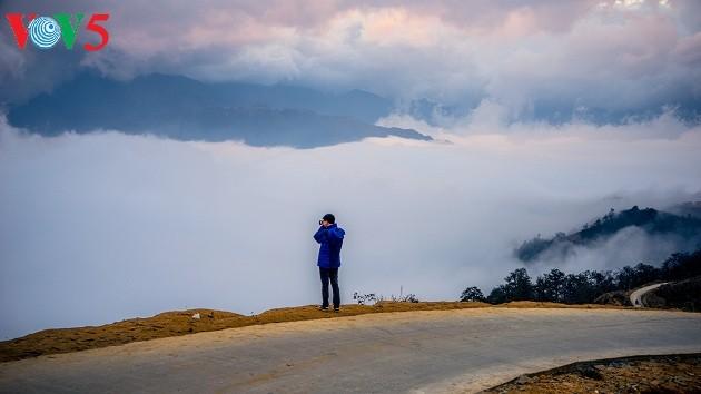 Noroeste de Vietnam entre las nubes: un paraíso terrenal - ảnh 6
