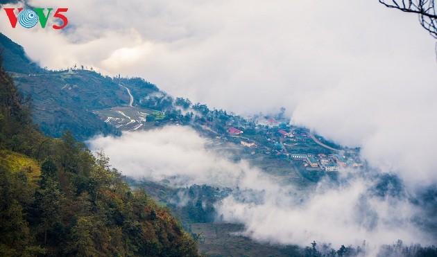 Noroeste de Vietnam entre las nubes: un paraíso terrenal - ảnh 7