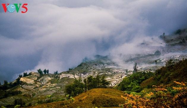 Noroeste de Vietnam entre las nubes: un paraíso terrenal - ảnh 8