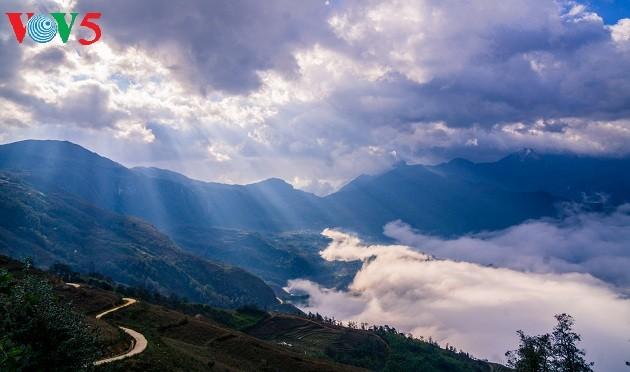 Noroeste de Vietnam entre las nubes: un paraíso terrenal - ảnh 9