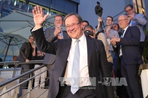 Elecciones alemanas: CDU gana victoria en el Norte-Westfalia - ảnh 1
