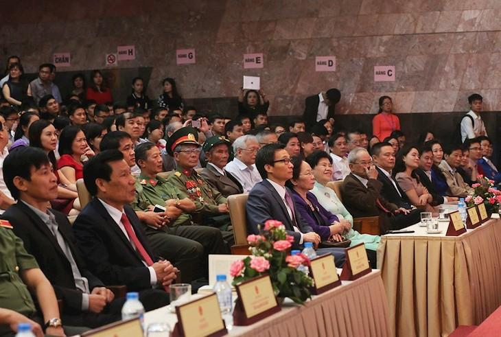 Continúa el pueblo potenciando el aprendizaje del ejemplo de Ho Chi Minh - ảnh 1