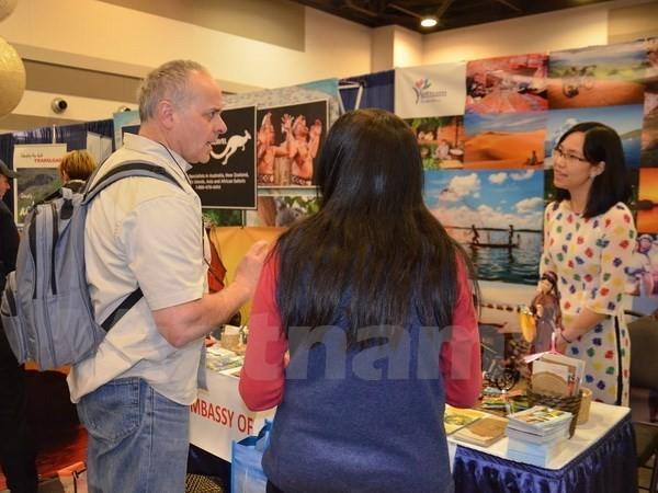 Promueven cultura vietnamita en Festival de Bazar en Venezuela - ảnh 1