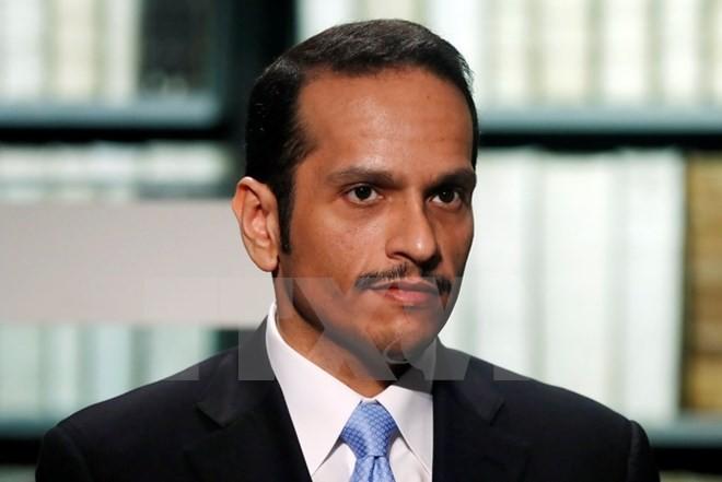 Qatar asegura esfuerzos continuos para su actual crisis diplomática - ảnh 1