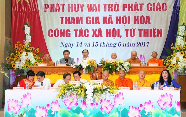 Vietnam impulsa papel del budismo en la vida social - ảnh 1